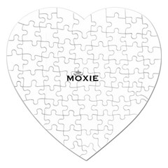 Show Us Your Moxie Jigsaw Puzzle (heart)