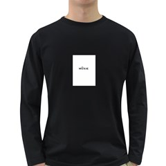 Show Us Your Moxie Men s Long Sleeve T Shirt (dark Colored)