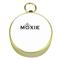 Show Us Your Moxie Gold Compass