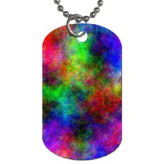 Plasma 21 Dog Tag (one Sided)