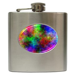 Plasma 21 Hip Flask