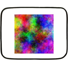 Plasma 21 Mini Fleece Blanket (two Sided)
