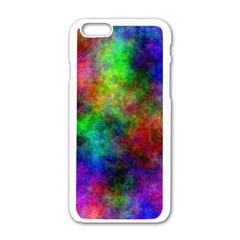 Plasma 21 Apple iPhone 6 White Enamel Case