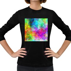 Plasma 22 Women s Long Sleeve T Shirt (dark Colored)