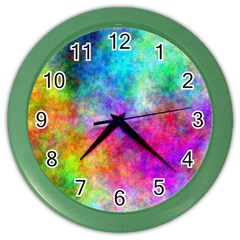 Plasma 22 Wall Clock (color)
