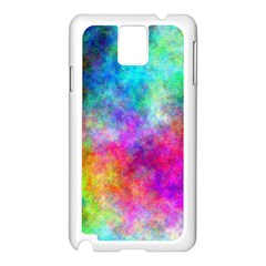 Plasma 22 Samsung Galaxy Note 3 N9005 Case (White)