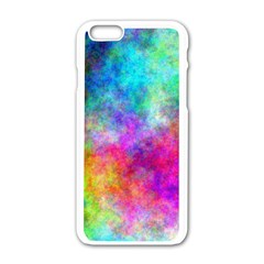 Plasma 22 Apple Iphone 6 White Enamel Case