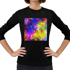 Plasma 23 Women s Long Sleeve T Shirt (dark Colored)
