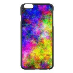 Plasma 23 Apple Iphone 6 Plus Black Enamel Case