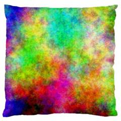 Plasma 24 Large Cushion Case (two Sided)