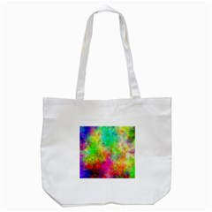 Plasma 24 Tote Bag (White)