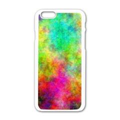 Plasma 24 Apple Iphone 6 White Enamel Case