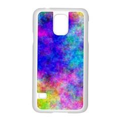 Plasma 25 Samsung Galaxy S5 Case (White)