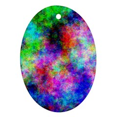 Plasma 26 Oval Ornament