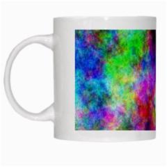 Plasma 26 White Coffee Mug