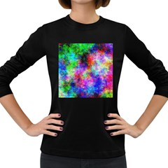 Plasma 26 Women s Long Sleeve T Shirt (dark Colored)
