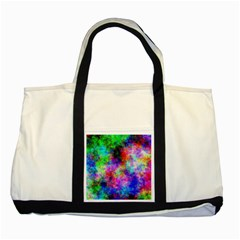 Plasma 26 Two Toned Tote Bag