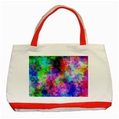 Plasma 26 Classic Tote Bag (Red)