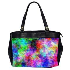 Plasma 26 Oversize Office Handbag (two Sides)