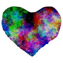 Plasma 26 19  Premium Heart Shape Cushion