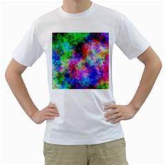 Plasma 26 Men s T-Shirt (White)