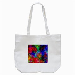 Plasma 27 Tote Bag (White)