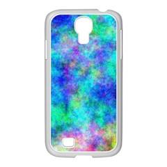 Plasma 28 Samsung GALAXY S4 I9500/ I9505 Case (White)