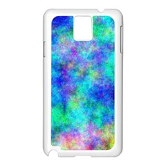 Plasma 28 Samsung Galaxy Note 3 N9005 Case (White)