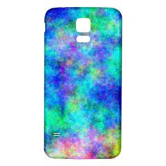 Plasma 28 Samsung Galaxy S5 Back Case (white)