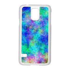 Plasma 28 Samsung Galaxy S5 Case (White)
