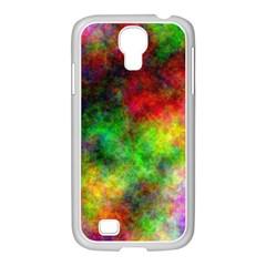 Plasma 29 Samsung GALAXY S4 I9500/ I9505 Case (White)