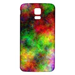 Plasma 29 Samsung Galaxy S5 Back Case (white)