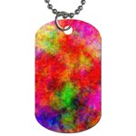 Plasma 30 Dog Tag (One Sided) Front