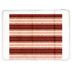 Horizontal Native American Curly Stripes - 1 Samsung Galaxy Tab 7  P1000 Flip Case