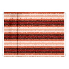 Horizontal Native American Curly Stripes   1 Samsung Galaxy Tab 10 1  P7500 Flip Case