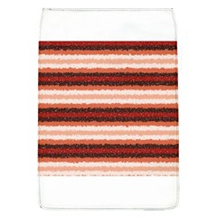 Horizontal Native American Curly Stripes   1 Removable Flap Cover (large)