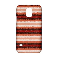Horizontal Native American Curly Stripes   1 Samsung Galaxy S5 Hardshell Case