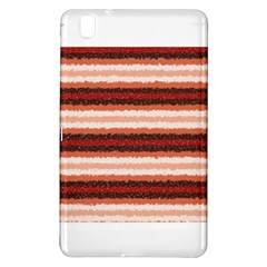 Horizontal Native American Curly Stripes - 1 Samsung Galaxy Tab Pro 8.4 Hardshell Case