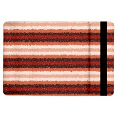 Horizontal Native American Curly Stripes - 1 Apple iPad Air Flip Case