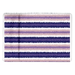 Horizontal Native American Curly Stripes - 2 Samsung Galaxy Tab 10.1  P7500 Flip Case