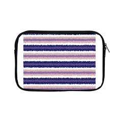 Horizontal Native American Curly Stripes   2 Apple Ipad Mini Zippered Sleeve