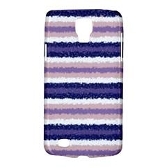 Horizontal Native American Curly Stripes   2 Samsung Galaxy S4 Active (i9295) Hardshell Case