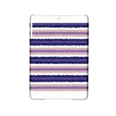 Horizontal Native American Curly Stripes - 2 Apple iPad Mini 2 Hardshell Case