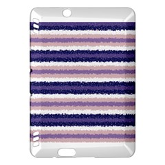 Horizontal Native American Curly Stripes - 2 Kindle Fire HDX Hardshell Case