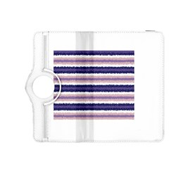 Horizontal Native American Curly Stripes - 2 Kindle Fire HDX 8.9  Flip 360 Case