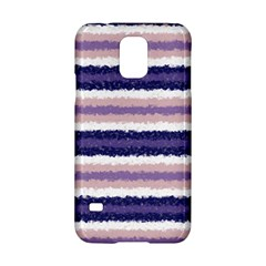Horizontal Native American Curly Stripes   2 Samsung Galaxy S5 Hardshell Case