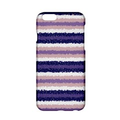 Horizontal Native American Curly Stripes - 2 Apple iPhone 6 Hardshell Case