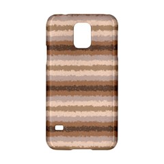 Horizontal Native American Curly Stripes - 3 Samsung Galaxy S5 Hardshell Case