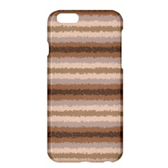 Horizontal Native American Curly Stripes - 3 Apple iPhone 6 Plus Hardshell Case