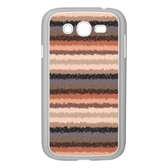 Horizontal Native American Curly Stripes   4 Samsung Galaxy Grand Duos I9082 Case (white)